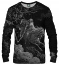 Dore Series - Pale Horse Sweatshirt, by  Paul Gustave Doré