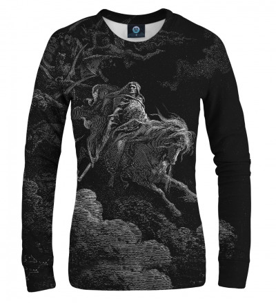 sweatshirt with art motive