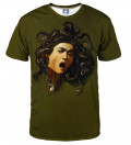 Head of Medusa T-shirt, by Caravaggio