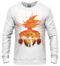 Bluza White Super Saiyan