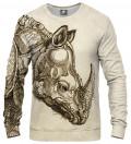 Bluza Durer Series - Rhinoceros