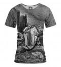 T-shirt damski Troubled Waters