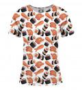 Sushi - Bento women t-shirt
