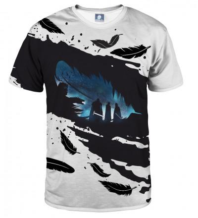 koszulka z motywem gry o tron