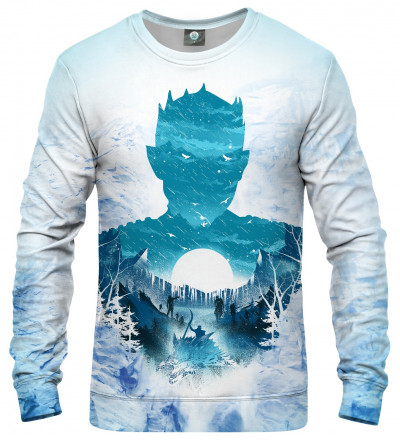 sweatshirt with game of thrones motive