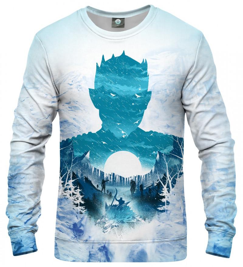 bluza z motywem gry o tron