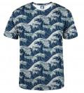 T-shirt Make Waves