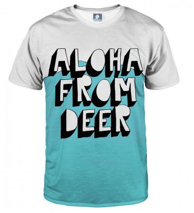 koszulka z motywem loga alohy