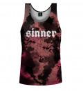 Sinner Tie Dye Tank Top