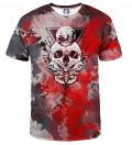 Moth Tie Dye T-shirt