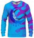 Crescent Tie Dye Sweatshirt