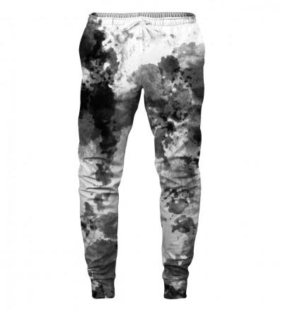 spodnie tie dye