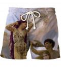 Birth of Bad Girl shorts