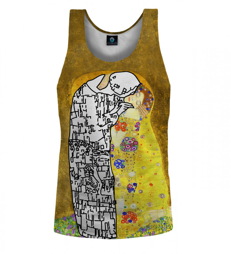 tank top with art motive