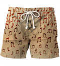 Perfect Guitar Solo shorts