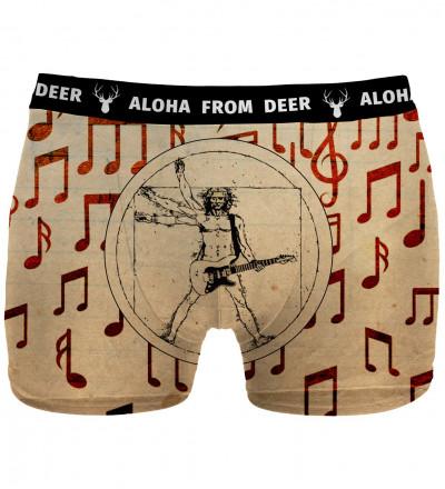 underwear with art motive