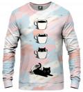 Black Catfee Sweatshirt