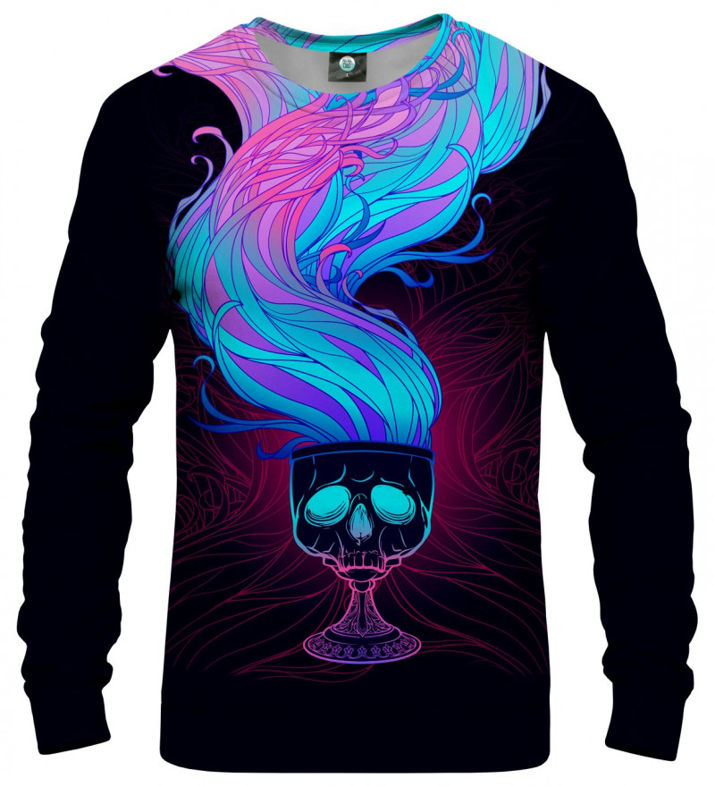 sweatshirt with magic chalice