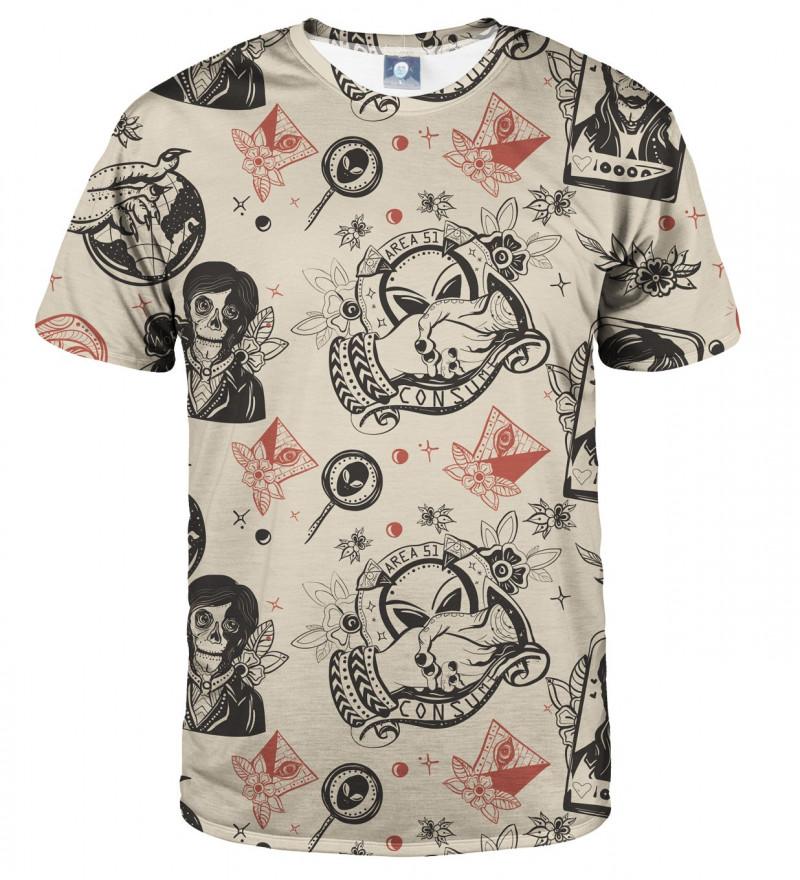 koszulka z motywem ufo