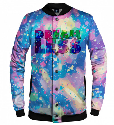 colorful baseball jacket