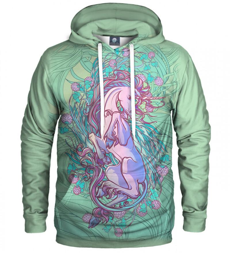 hoodie with pegasus motive