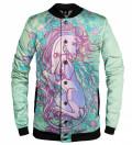 Dreamworld baseball jacket
