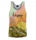 Happy Tank Top