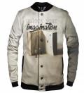 Imagination baseball jacket