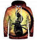 Bluza z kapturem Lone Samurai