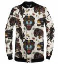 Panther Tribe baseball jacket