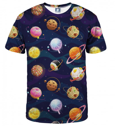 tshirt with cosmos motive