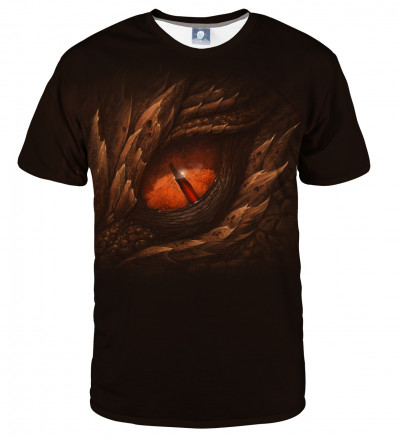 tshirt with eye motive