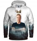 hoodie with elon musk motive