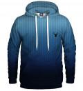 Bluza z kapturem Fk you ultra blue