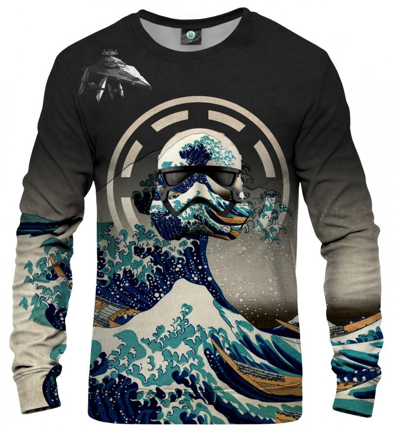 bluza z motywem gwiezdnych wojen