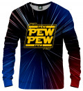 sweatshirt with star wars motive