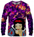 sweatshirt with snow white motive