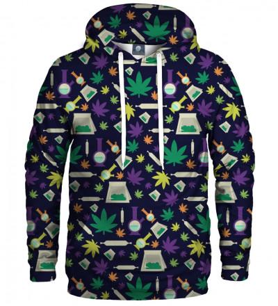 hoodie with fun stuff