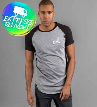 raglan cotton tshirt