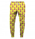 sweatpants with pineapple