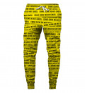 Crime Scene Sweatpants
