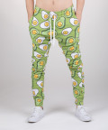 Eggcado sweatpants