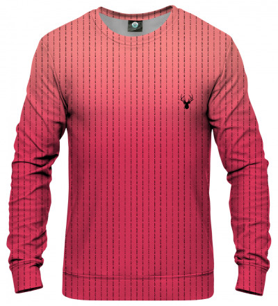 różowa bluza z napisami fk you