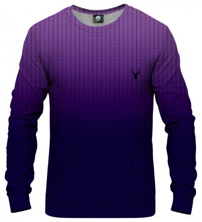 purple fk you sweatsahirt