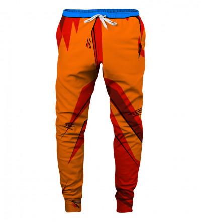 spodnie z motywem anime