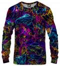 Neon Robo Sweatshirt