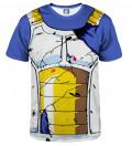 Battle Vegeta T-shirt