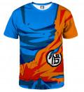 T-shirt Battle Goku