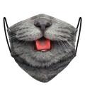 Maseczka British cat