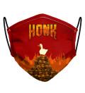 Honk Face Mask